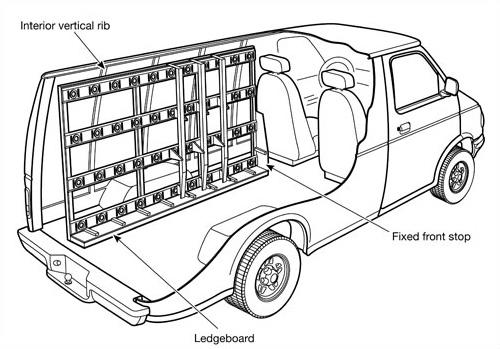 Barkow interior stone carrier image 3.