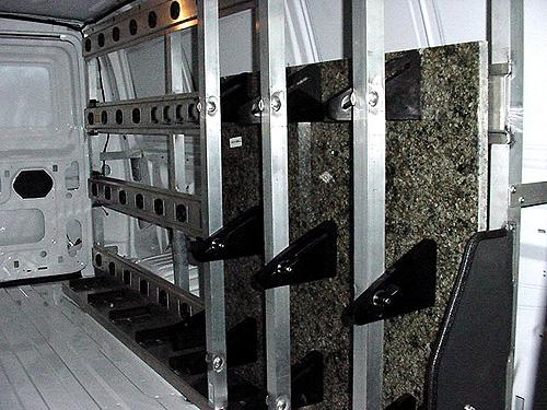 Barkow interior stone carrier image 7.