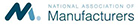 National Association of Manufacturers logo.