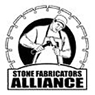 Stone Fabricators Alliance logo.